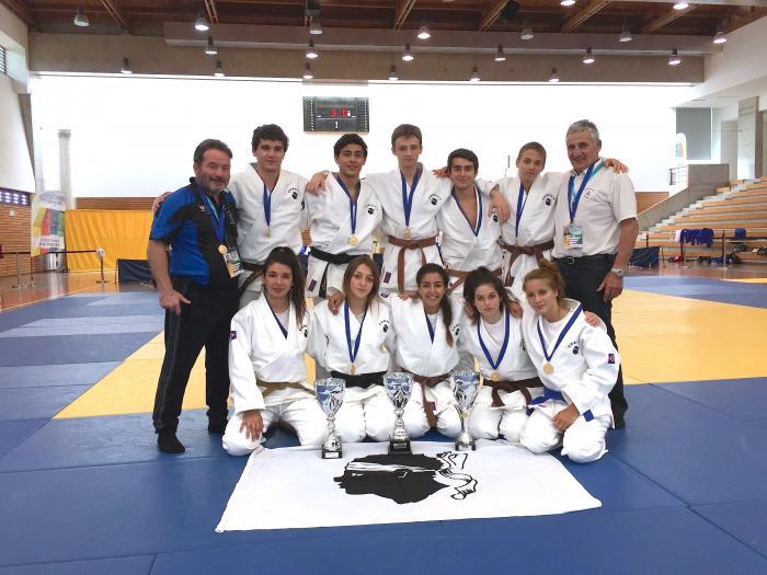 Jeux des iles 2015 des acores en or ligue corse de judo - Jeux de dora 2015 ...