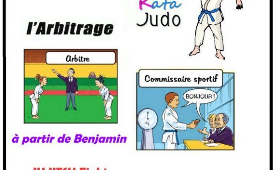Animation Kata, Arbitrage et Jujitsu