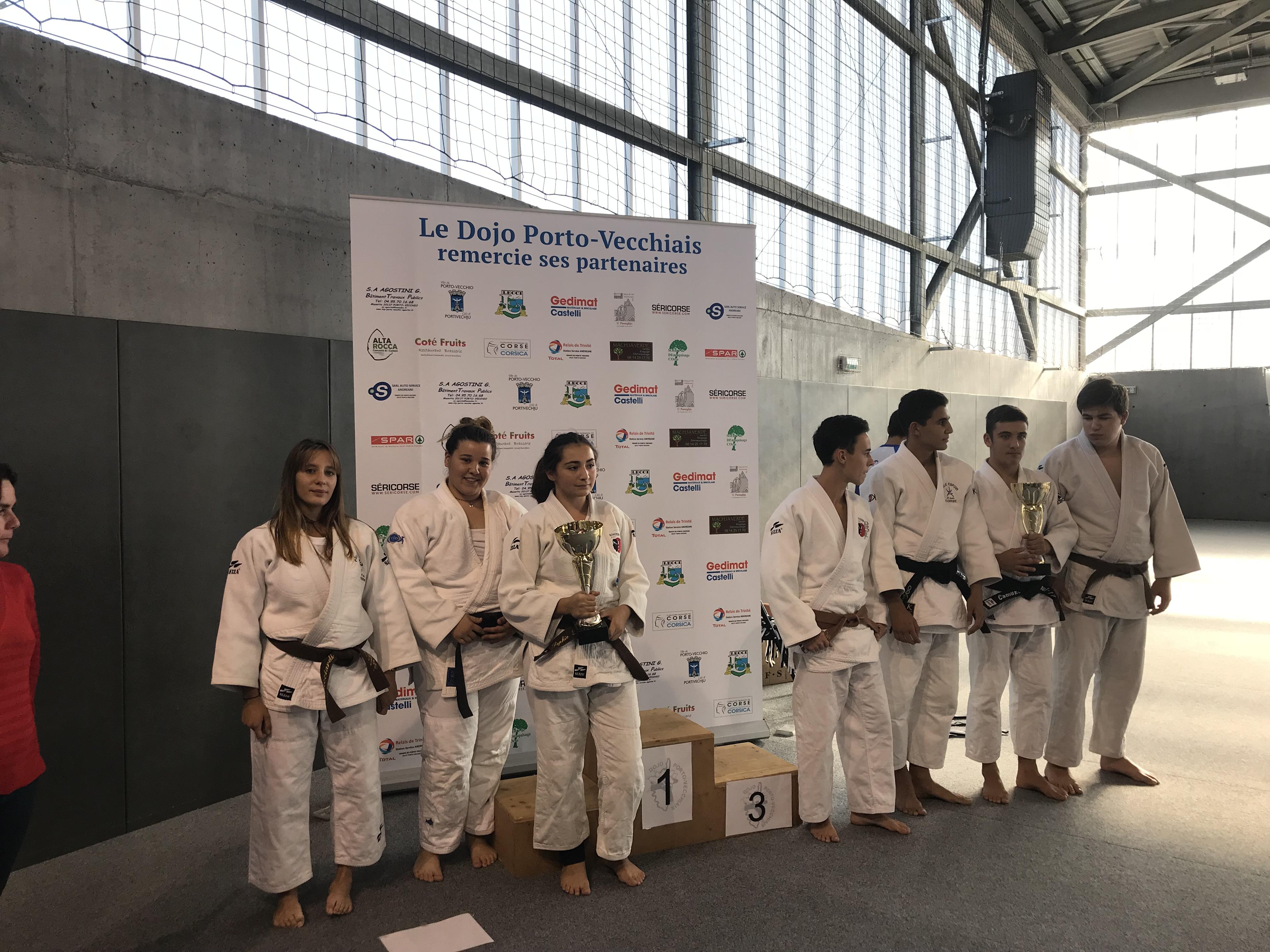 Championnat de Corse par Equipes Cadet(te)s 2017