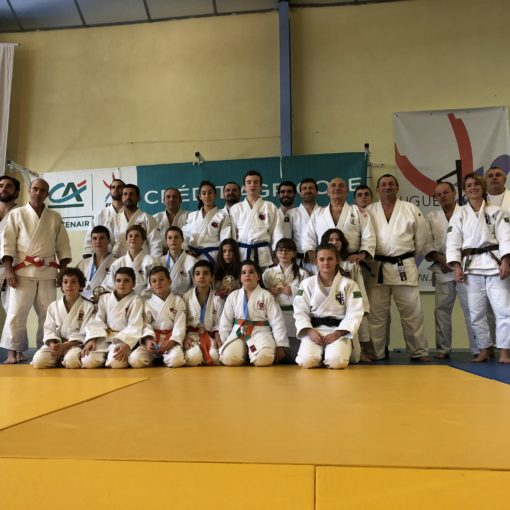 Grand Prix Nage No Kata 2018