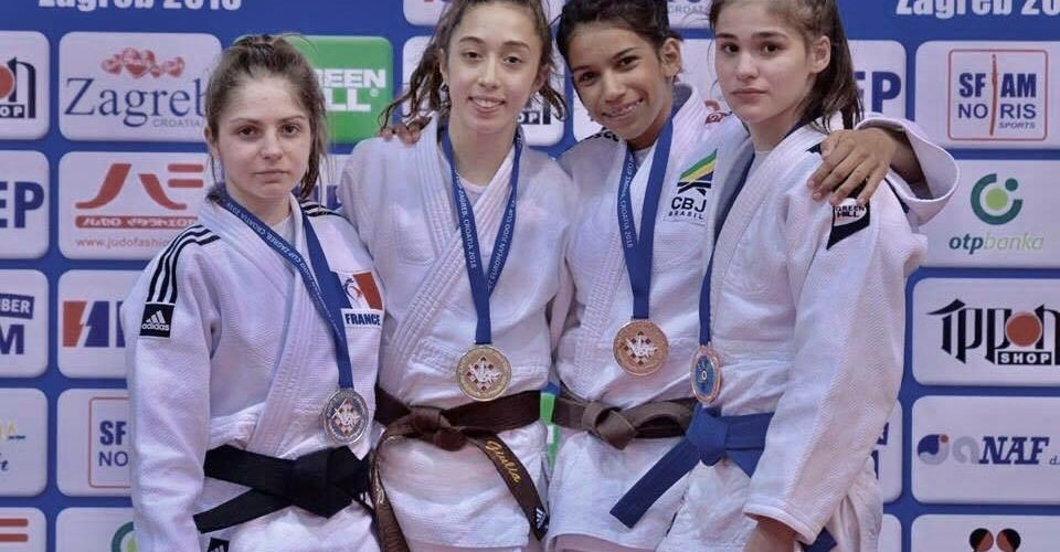 European Cup Cadets Zagreb 2018