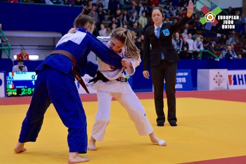 European Cup Cadets Zagreb 2018 2