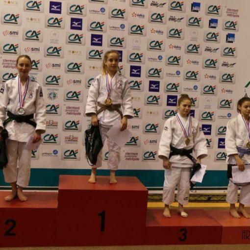 Championnats de France Ind. Cadets